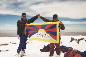 Shui Lee & Migmar Tsering