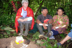 Ecuador, Amazon, Shuar indigenous WEB4