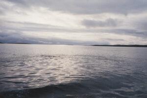 Crossing Yell Sound