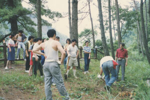 Owandah Forest, Nantou, July 24, 1993