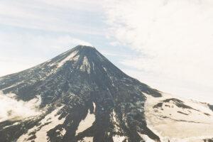 USA Alaska, Shishaldin Volcano-7A WEB