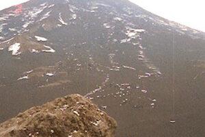 USA Alaska, Shishaldin Volcano WEB3