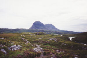 Scotland, Suilven Highlands-4B WEB