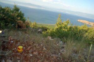 Albania Lake Ohrid vase