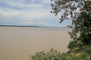 1 Mekong river in Champassak