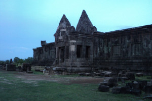 11 old Khmer monastery near by