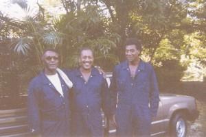 Fiji, VL, Suva, USP, Peace Vase 1b, people