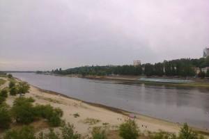 Belarus, Mazyr 2015-06-22 Morning