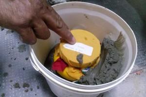 Encap Vase Parana River Arg - 3