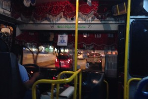 bus Asunción