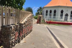 12. Original Christian church of Papetoai